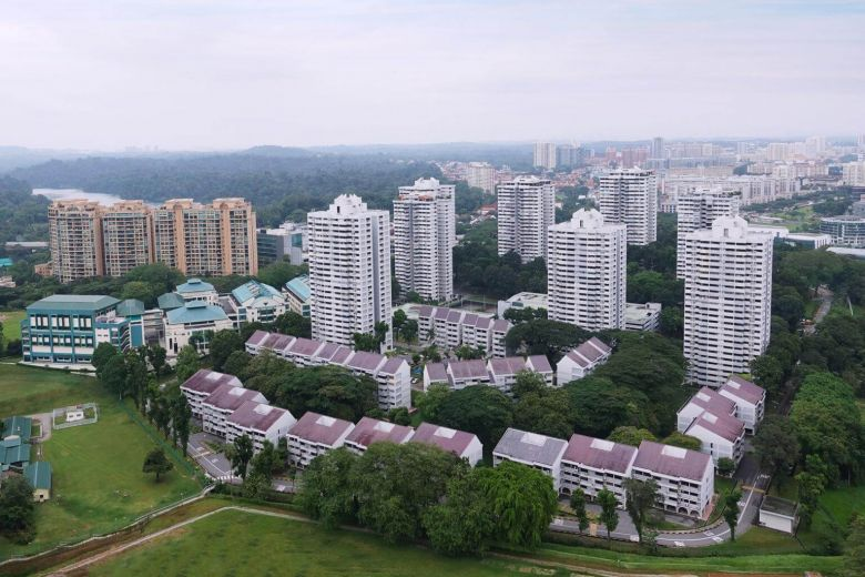 Singapore residential en bloc market facing challenges