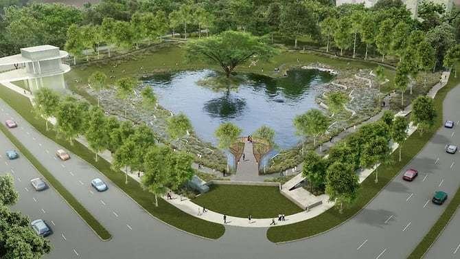 HDB unveils plans for new park in Bidadari estate