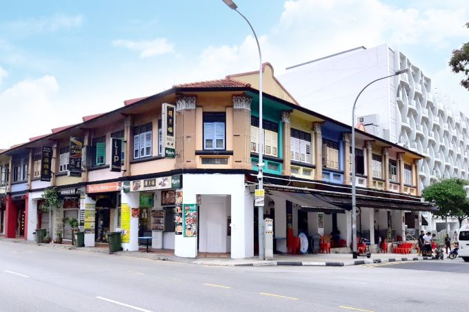 Geylang shophouses for sale at S$40-42m; Joo Chiat shophouses put on market for S$7-7.5m