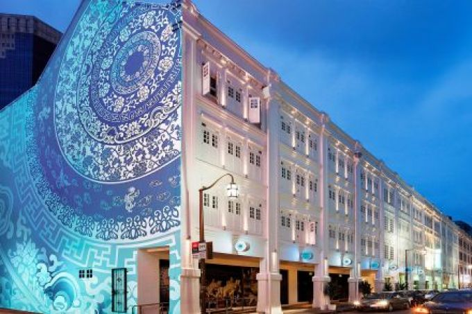Chinatown's Porcelain Hotel up for sale with S$115m guide price